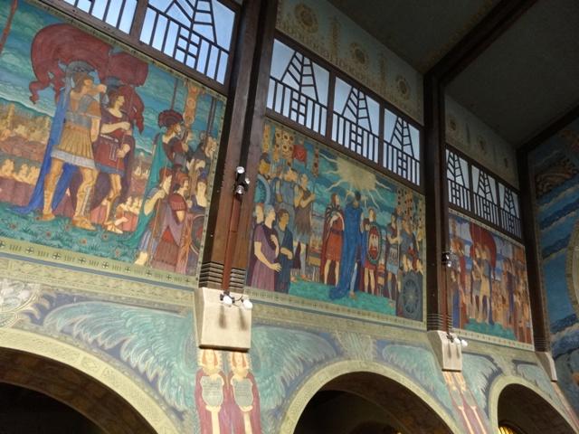 ゼベゲーニ教会内部3
