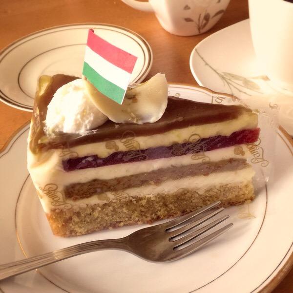 2016年ハンガリー国のケーキ