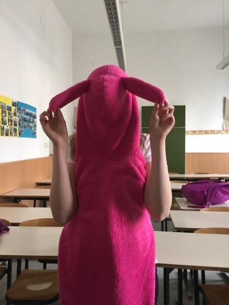 ピンクのモンスター
