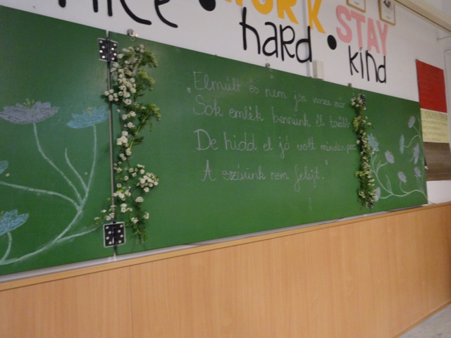 2教室 黒板