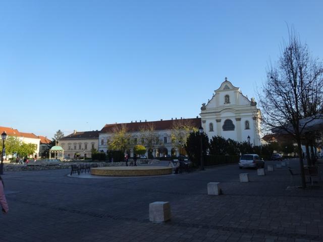 ヴァーツの広場