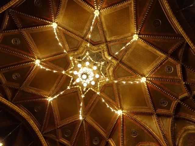 ウラーニアの天井