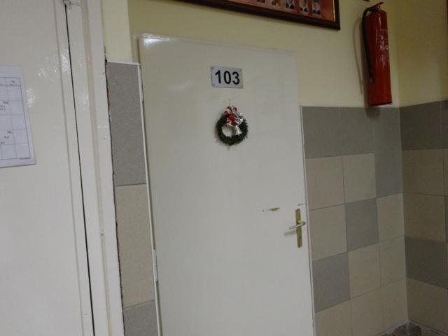 103番教室