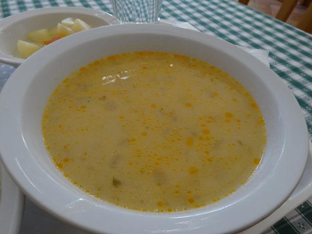 カララベスープ