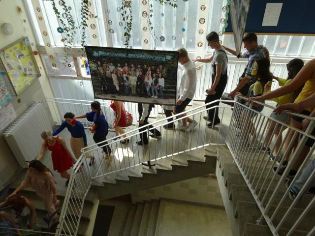 前日の階段