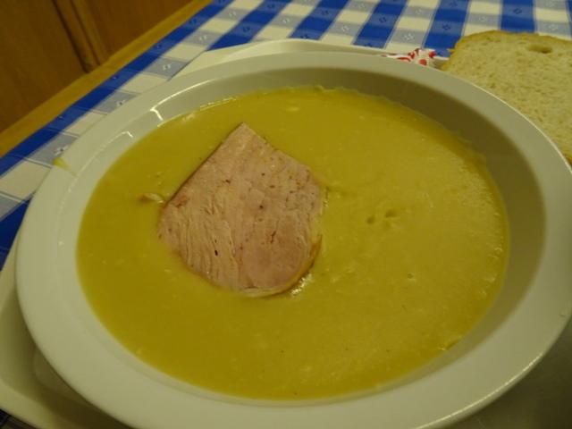 黄色いえんどう豆のフーゼレーク