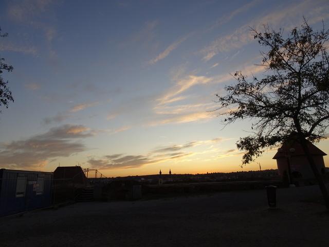 エゲルの日没4