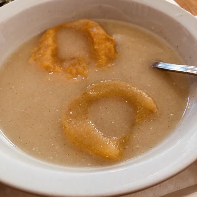 モモのスープ