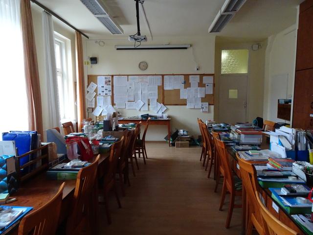 2021年1月4日職員室