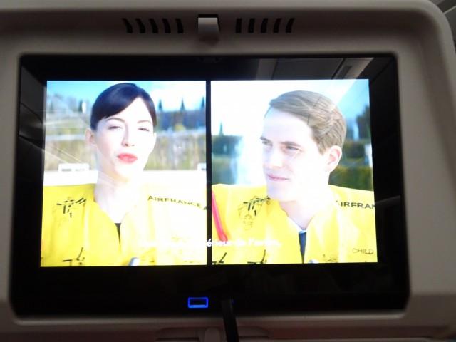 機内安全ビデオ2